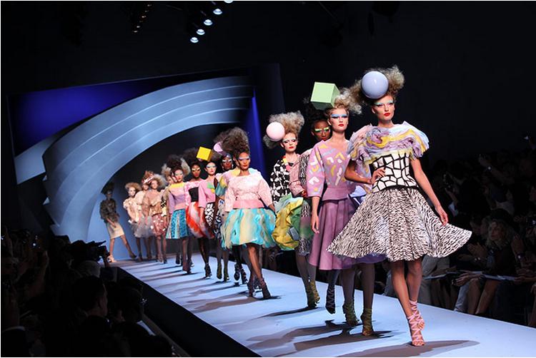 Недели Haute Couture