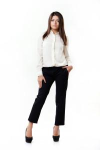 купить брюки и белую блузку