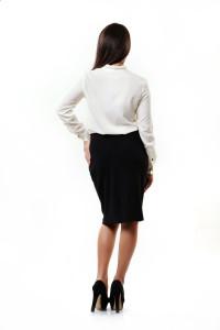 юбкаи белая блузка