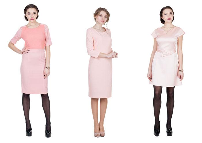 карамель-розовое-платье-купить