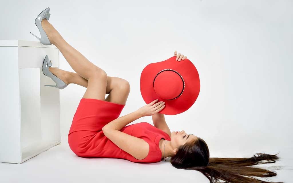 купить-красное-платье-Лавис
