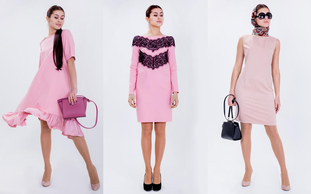 три сукні на всі випадки Лавіс